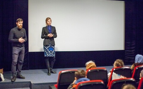Eesti filmipäevad Ukrainas