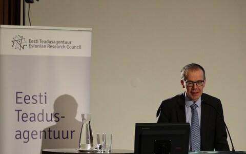 Soome Teaduste Akadeemia president Heikki Mannila.