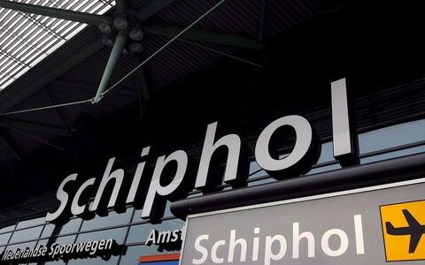 Аэропорт в Амстердаме. Иллюстративное фото.