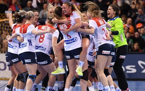 Norra naiste käsipallikoondis