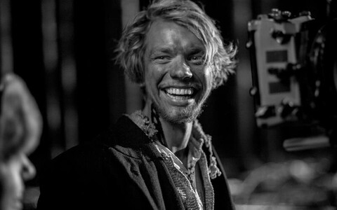 Kolmes filmis üles astunud näitleja Jörgen Liik