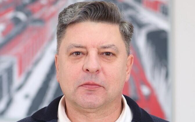 Член правления Eesti Raudtee Сергей Федоренко арестован на срок до двух месяцев