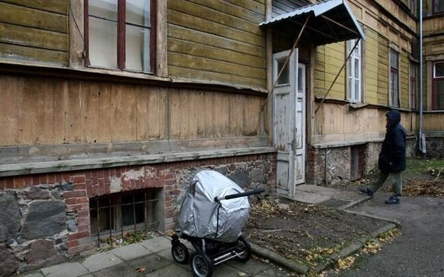 В Эстонии многие знают, что такое жить в бедности.