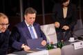 Peaminister Jüri Ratas võttis Balti jaamas vastu oma Läti ja Leedu kolleegid