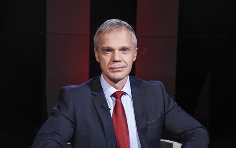 Valdo Pandi nimelise ajakirjanduspreemia laureaat Indrek Treufeldt
