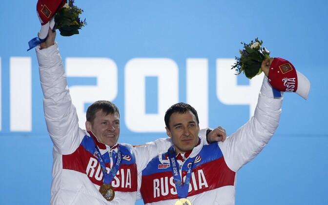 Aleksandr Zubkov, Aleksei Vojevoda