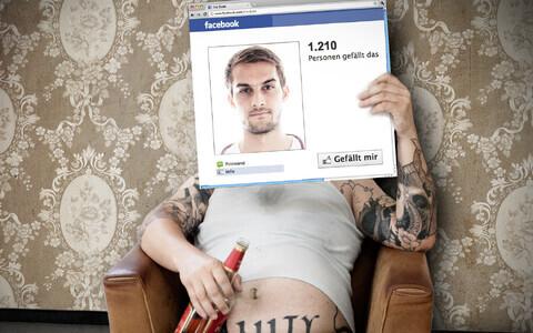 Facebook näib täitvat oma eesmärki juhul, kui inimeste tegevus ei piirdu ühismeedias vaid teiste kontode jälgimisega.