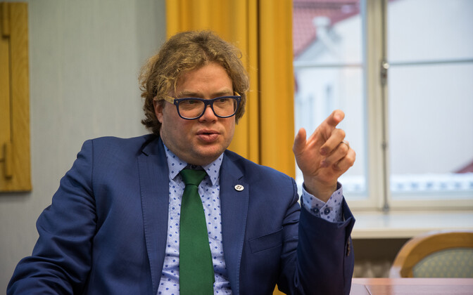 Директор секретариата по делам Евросоюза при Госканцелярии Клен Яэратс.