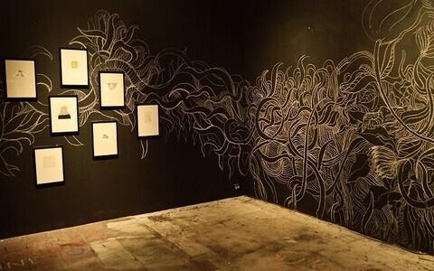 Lilli-Krõõt Repnau näitus.
