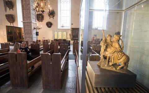 Niguliste kirikukunst