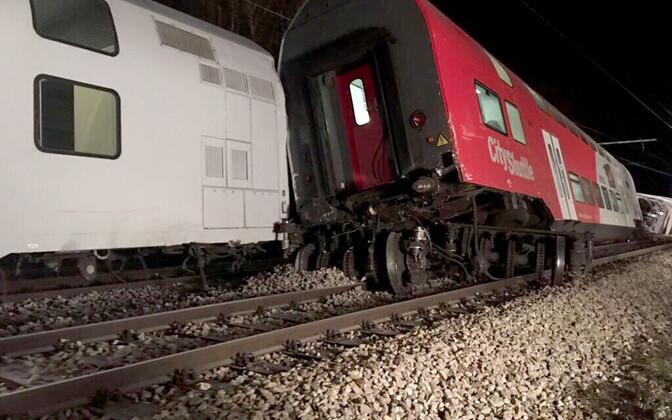 Rongiõnnetus Austrias.