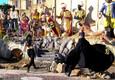 Vatikanis võeti kinni feministlik meeleavaldaja