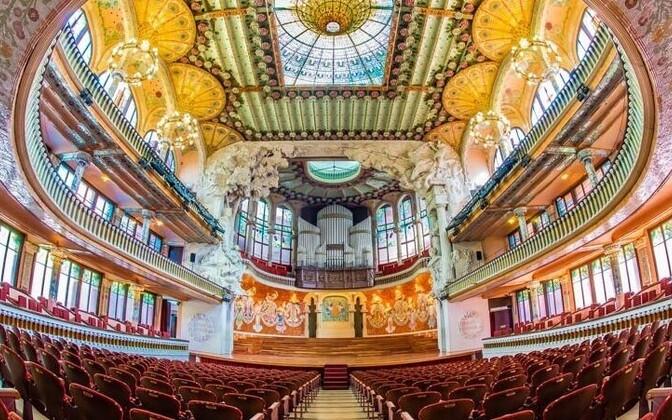 Palau de la Musica Catala