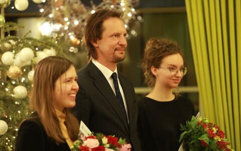 Eduard Wiiralti nimeliste stipendiumite laureaadid