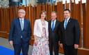 Eesistumine saab Tallinnas avapaugu Euroopa Komisjoni presidendi Jean-Claude Junckeri ja Euroopa Ülemkogu eesistuja Donald Tuski külastusega.