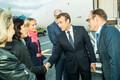 Prantsusmaa president Emmanuel Macron saabub Tallinnasse.