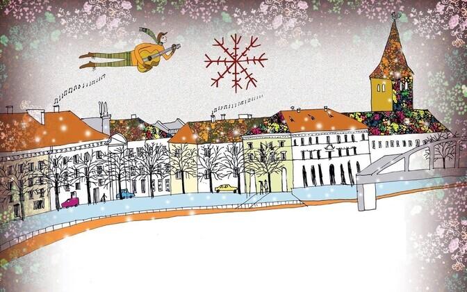V Tartu Talvefestival.