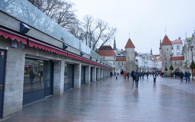 Viru tänava lilleturu müügilepingute sõlmimine lükkub edasi.