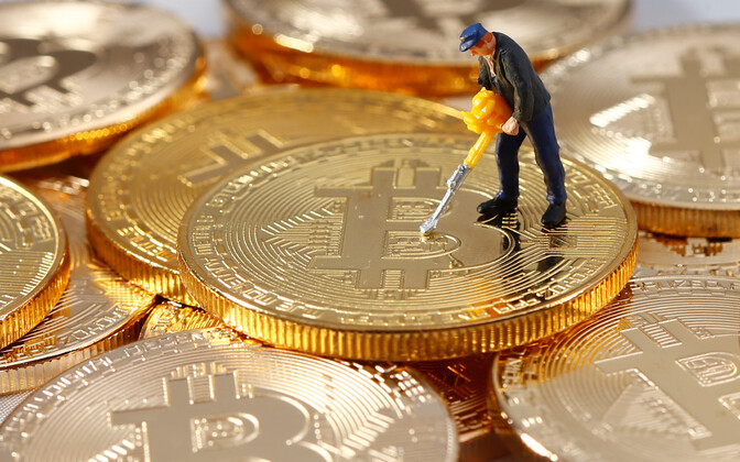 Whoever created bitcoin is worth some €12.3 billion at the currency's current value.