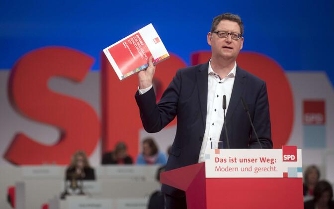 SPD asejuht Thorsten Schäfer-Gümbel.