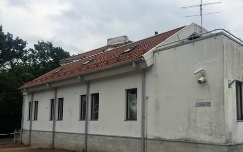 Новое место Трудовой инспекции в Нарве.