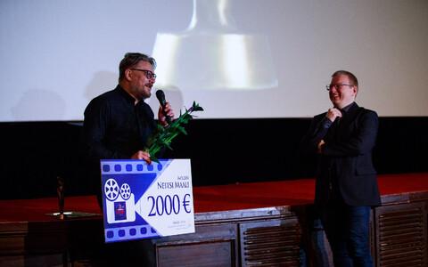Eesti Filmiajakirjanike Ühind jagas filmiauhindu, Neitsi Maali pälvis