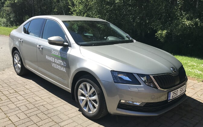 The Škoda Octavia remained the most popular new car in Estonia in 2017.