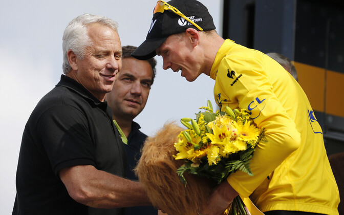 Greg LeMond ja Chris Froome