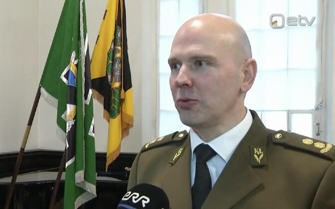 Colonel Tõnu Miil.