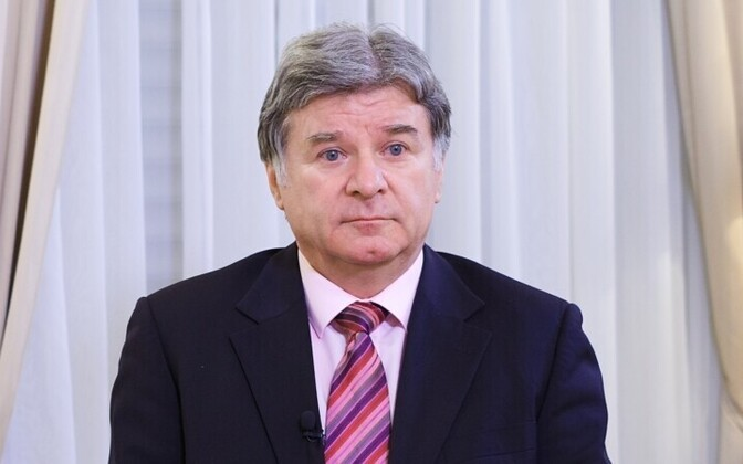 Премьер  Эстонии поздравил православных сРождеством нарусском языке
