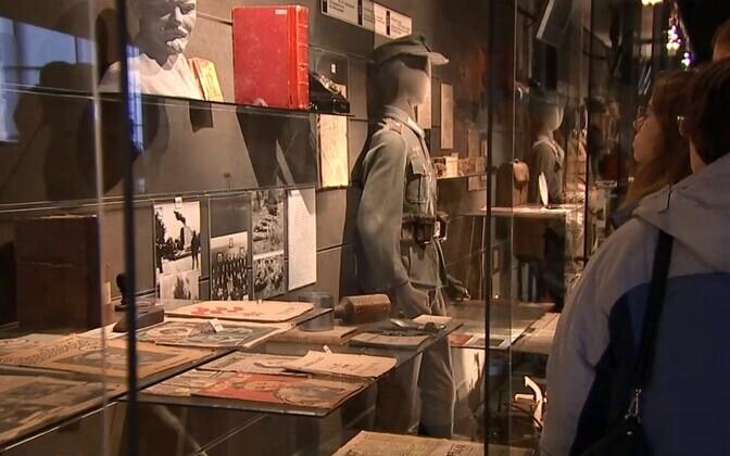 Okupatsioonide muuseum.