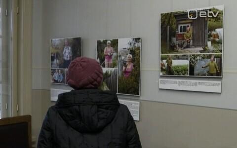 Maria Kilgi näitus Tartu Hiinalinnast.