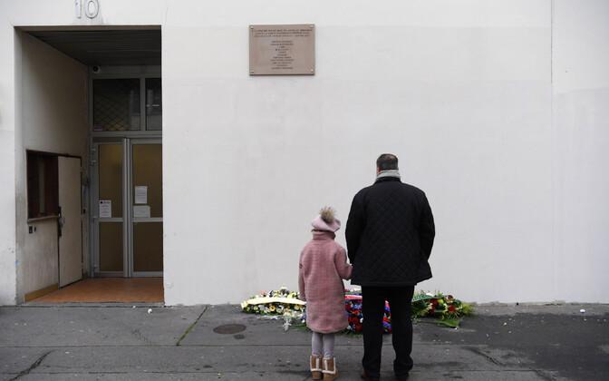 Prantsusmaa mälestas kolme aasta möödumist rünnakust Charlie Hebdo vastu.