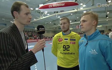 Rasmus Ots ja Mikk Pinnonen