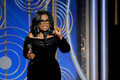 Oprah Winfrey pidas Kuldgloobuste ühe enim kajastatud kõne