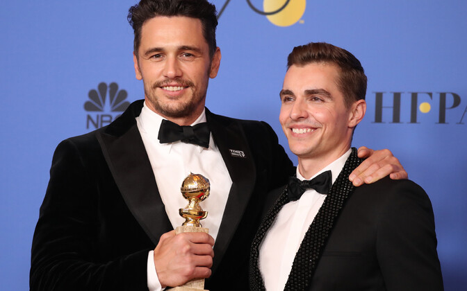 James Franco venna Dave Francoga.