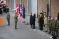 Ämaris maandusid liitlaste lahingugruppi kuuluvad Taani husaarid.