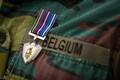 Foto tänavu jaanuarist, kui Belgia andis õhuturbemissiooni üle Itaalia õhuväelastele.