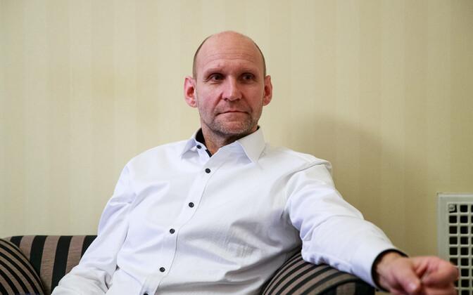 Pro Patria Chairman Helir-Valdor Seeder.