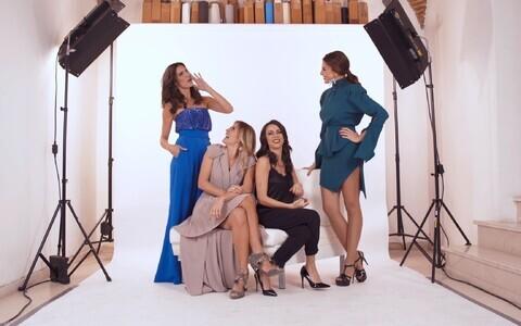 Saatejuhid Daniela Ruah,Catarina Furtado, Sílvia Alberto jaFilomena Cautela