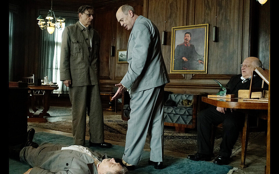 """Stalini surm"" (""The Death of Stalin"")"