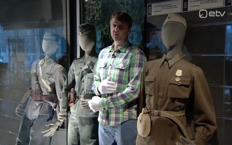 Hannes Hermaküla Okupatsioonide muuseumis