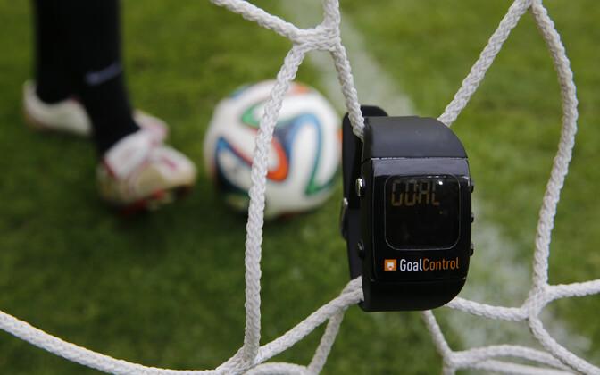 Väravajoonetehnoloogia GoalControl