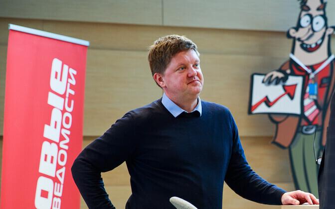 Äripäeva peatoimetaja Meelis Mandel.