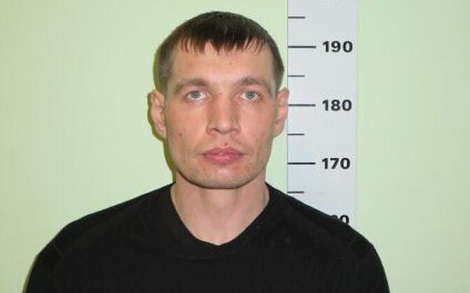 Pandimajast varastamises kahtlustatav Stanislav.