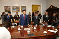 Jaapani peaminister kohtus Kaljulaidi ja Ratasega