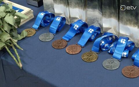 Eesti 100 medalid