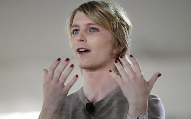 Chelsea Manning 2017. aasta septembris.