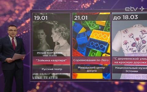 Николай Лощин выбрал все самое интересное