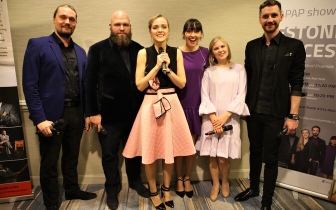 Estonian Voices USA-s